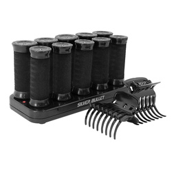 Mastercurl 10 Piece Travel Hot Roller Set