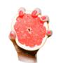 Freeman Pink Grapefruit Exfoliating Facial Scrub