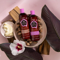 Shea Butter and Hibiscus Oil Anti-Frizz Conditioner