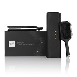 platinum+ hair straightener gift set