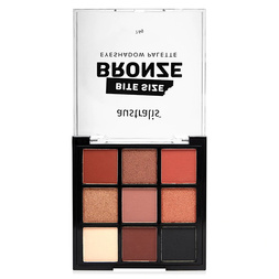 Bite Size Bronze Eyeshadow Palette