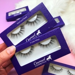 Lashes - A Little Wispy