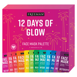 12 Days of Glow - Face Mask Gift Set