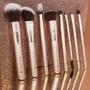 Designer Brands Stay Golden 8 Piece Brush Set