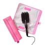 Mermade Hair Heat Mat & Clutch - Pink (Waver not included)