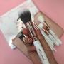 Carousel Cosmetics Rose Gold Powder Brush