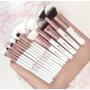 Carousel Cosmetics Rose Gold Brush Set