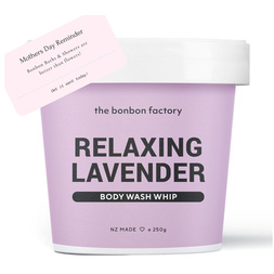 Relaxing Lavender Body Wash Whip