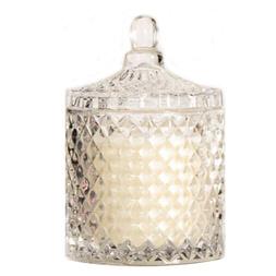 French Glass Jar Candle - Vanilla Bean