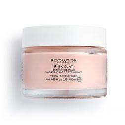 Pink Clay Detoxifying Face Mask