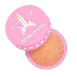 Velour Lip Scrub - Peach Popsicle
