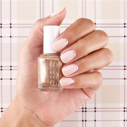 Rose Gold Reverse French Mani Duo