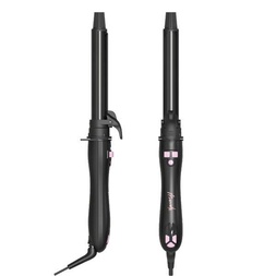 Spin Automatic Hair Curler - Black