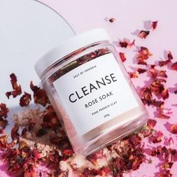 Rose Soak Cleanse