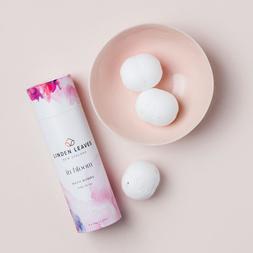 Pink Petal Bath Bombs