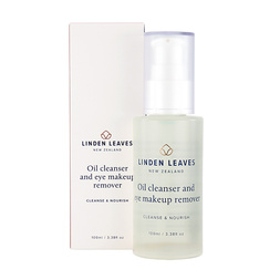 Oil Cleanser and Eye Makeup Remover