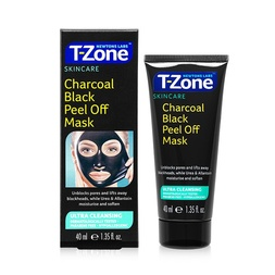 Charcoal Black Peel Off Mask