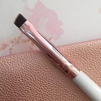 Rose Gold - Angled Liner Brush