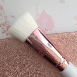 Rose Gold Flat Contour Brush