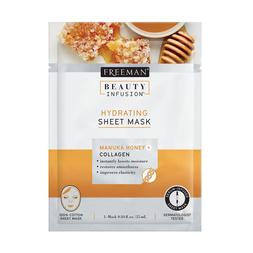 Beauty Infusion Sheet Masks - Manuka Honey - Hydrating
