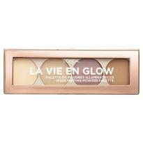 Wake Up & Glow La Vie En Glow Highlighting Palette
