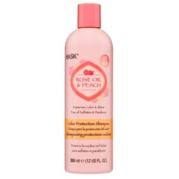 Rose Oil & Peach Color Protection Shampoo