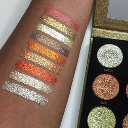 Pressed Glitter Palette Midas Touch
