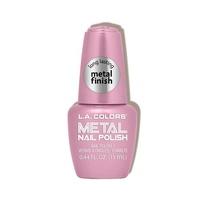 Metal Nail Polish - Crystal Pink