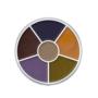 Kryolan Cream Colour Circle - Bruise