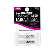 2 Pack Travel Clear Eyelash Glue