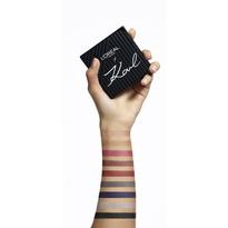 Karl Lagerfeld x L'Oréal Paris Eyeshadow Palette