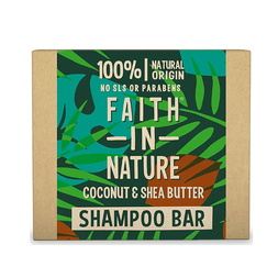 Coconut & Shea Shampoo Bar 85g