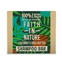 Faith in Nature Coconut & Shea Shampoo Bar 85g