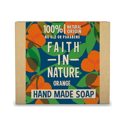 Natural Soap - Orange