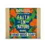 Faith in Nature Natural Soap - Orange