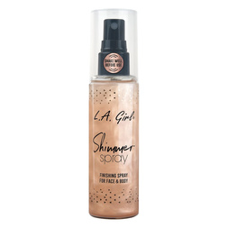 Shimmer Spray - Rose Gold