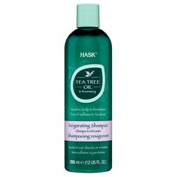 Tea Tree Oil & Rosemary Invigorating Shampoo
