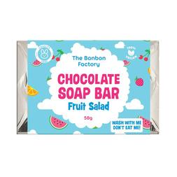 Chocolate Soap Bar - Fruit Salad